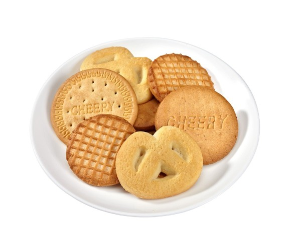腾讯体育英超直播为大型连锁超市华润万家代加工曲奇饼干和蛋卷