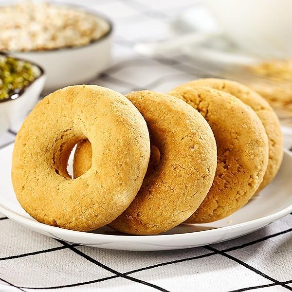 酥脆营养代餐饼干