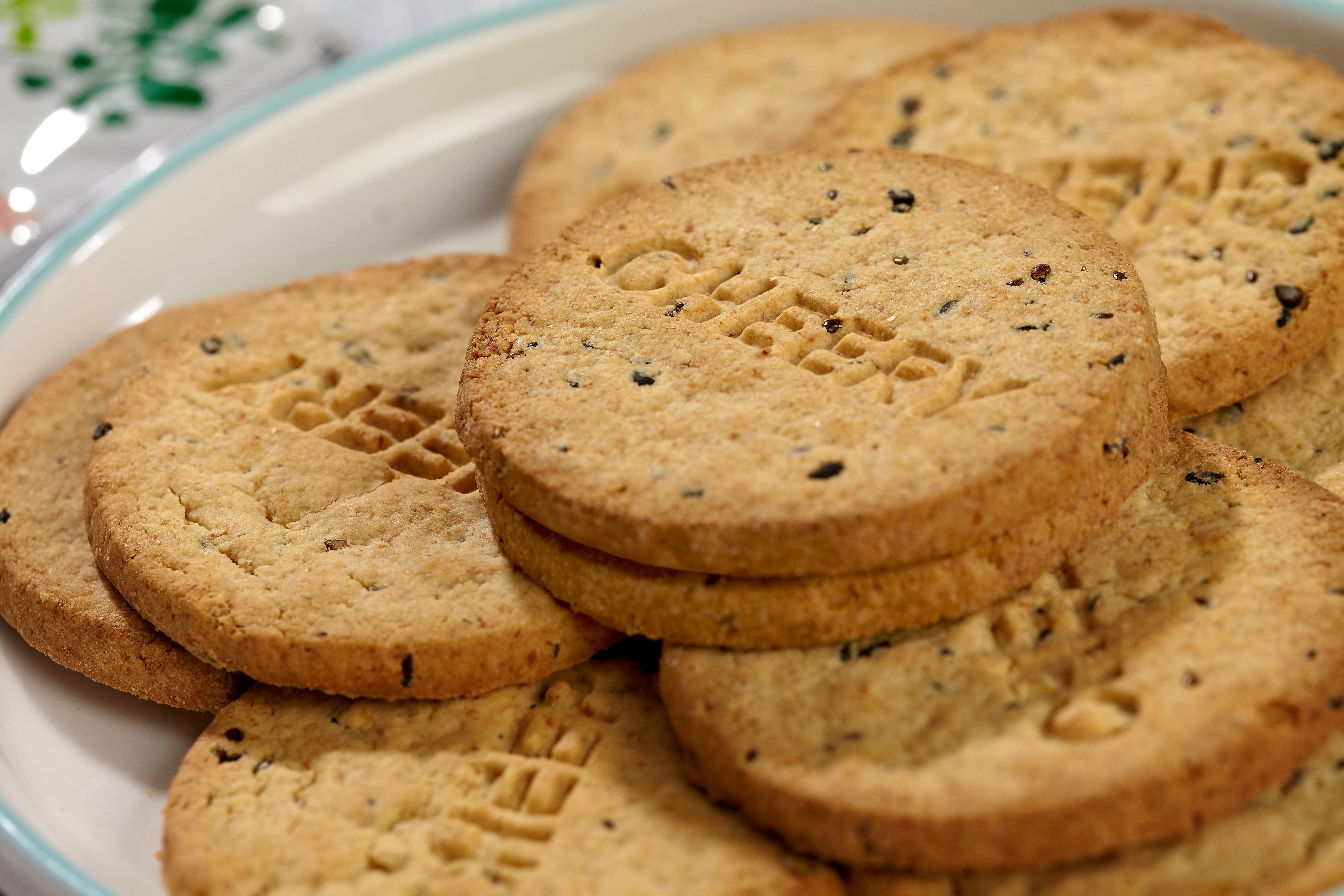 趣园杂粮饼干