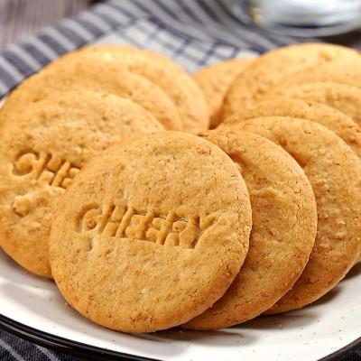 燕麦粗粮饼干