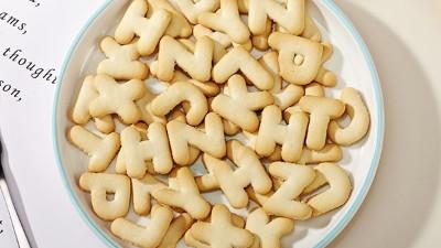 广东趣园食品专注代工功能性儿童饼干