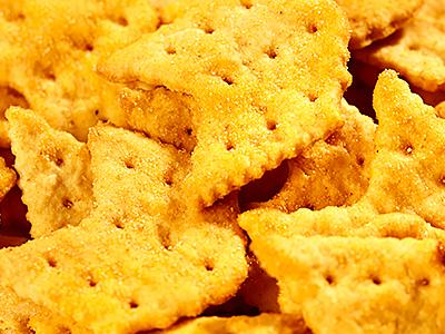 苏打脆饼干