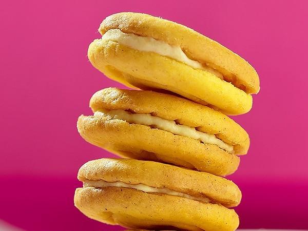 低糖风味藜麦饼干
