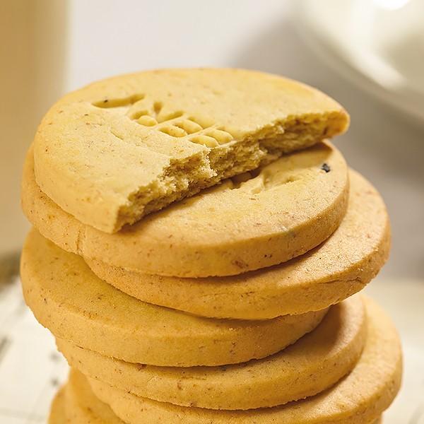 低糖风味藜麦饼