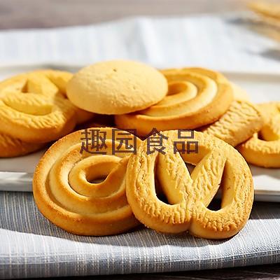 丹麦曲奇饼干出口