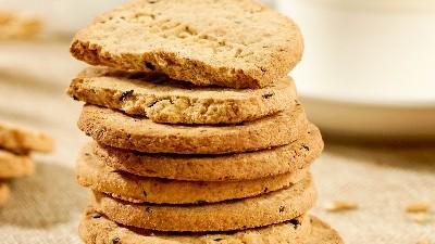 纤麸粗粮饼干代工厂家