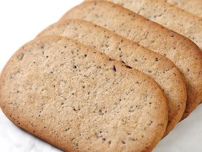 蓝莓纤维饼干