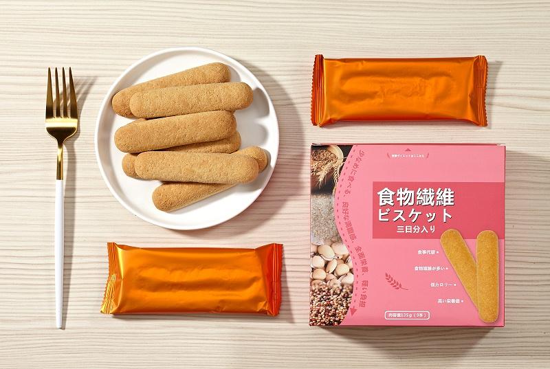 趣园食品饼干