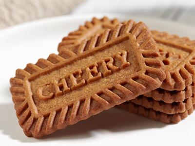 海苔牛轧糖夹心饼干